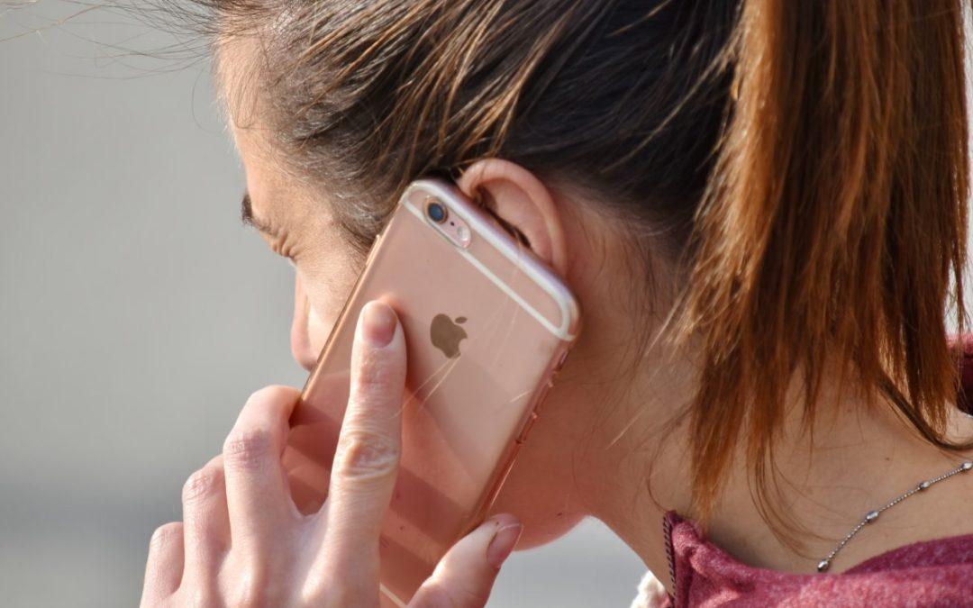 Publicatie Eindhoven in contact: Tips voor echt contact in een telefoongesprek